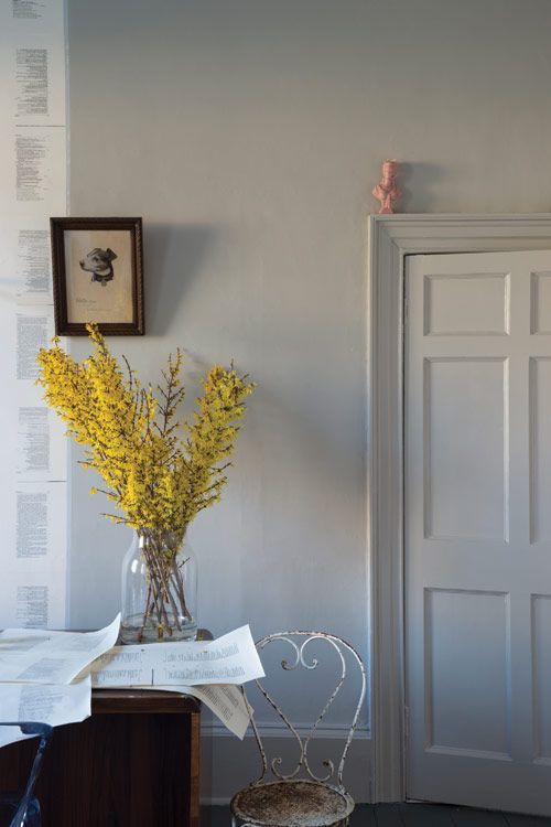 Zoom sur les nouvelles couleurs de farrow ball for Couleur farrow and ball