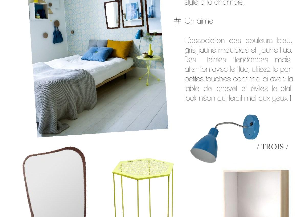 Get the look | Une chambre d'ado rétro…