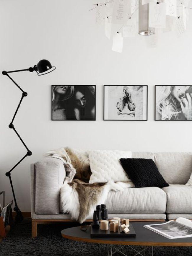 Focus | Comment bien choisir l'éclairage de son salon ? | www.decocrush.fr
