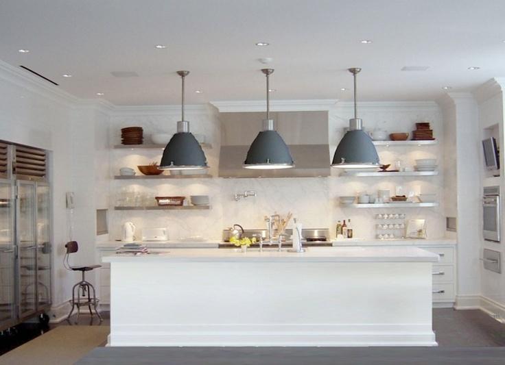 Comment bien choisir l 39 clairage de sa cuisine decocrush Luminaire pour ilot de cuisine