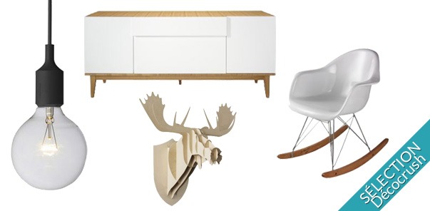 Wish List déco : Sélection shopping pour un Noël scandinave !