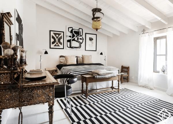 Une maison pleine de charme à Majorque