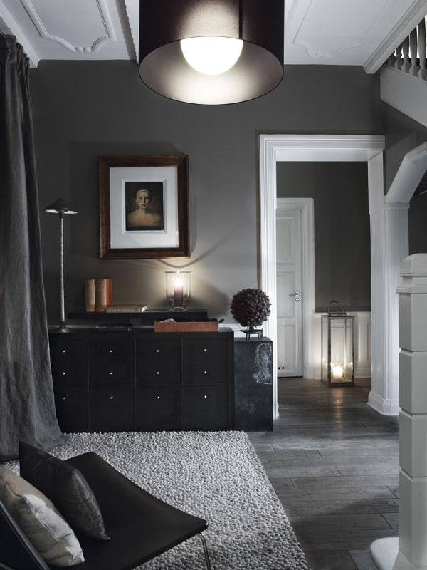 5 id es d co pour une ambiance campagne chic en d grad de gris decocrush. Black Bedroom Furniture Sets. Home Design Ideas