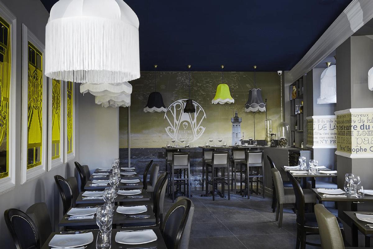 L'Huitrerie, un joli bar à huitres à Paris