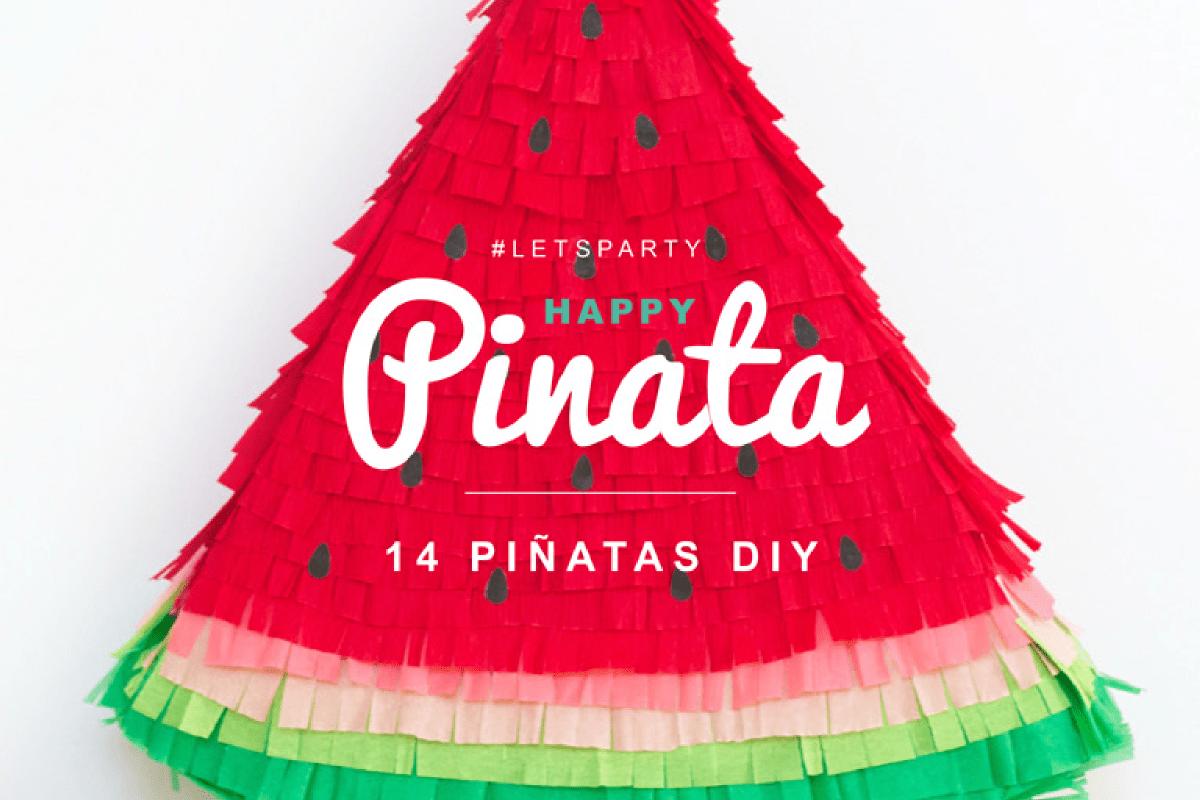 Crush : Happy Pinata, le nouvel ebook festif de Little Numerics