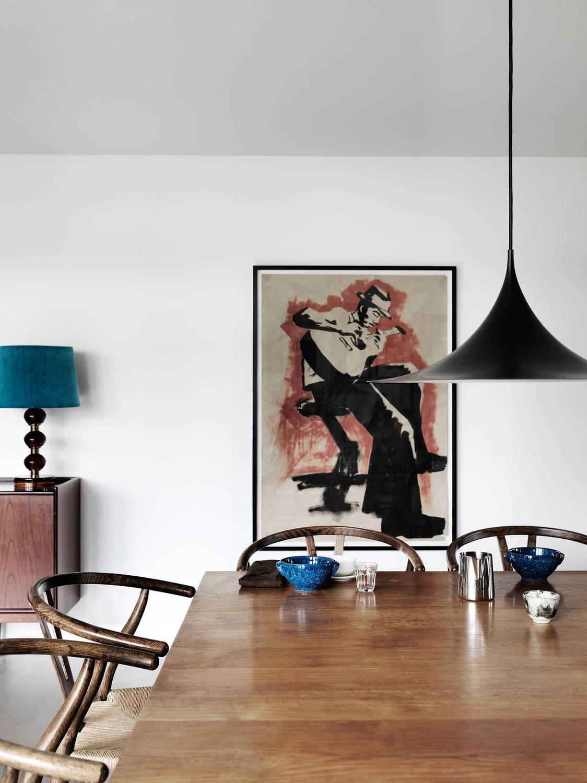 Visite déco | Une jolie maison indigo en Suède - Decocrush | Webzine ...