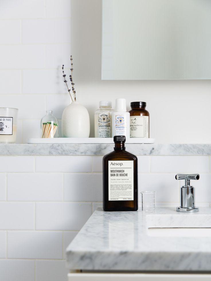 Id es d co pour une salle de bain moderne et contemporaine for Quelle plante peut on mettre dans une salle de bain