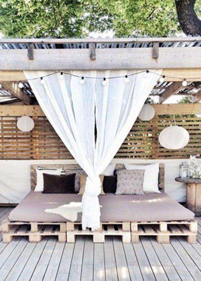 10 terrasses ombragées pour s\'inspirer - Decocrush | Décorez ...