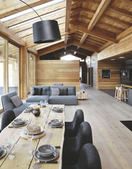 comment bien choisir l 39 clairage de sa salle manger decocrush. Black Bedroom Furniture Sets. Home Design Ideas