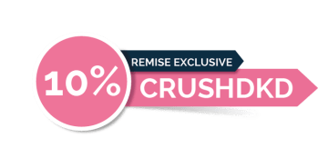 Code de réduction exclusive pour decocrush chez declickdeco