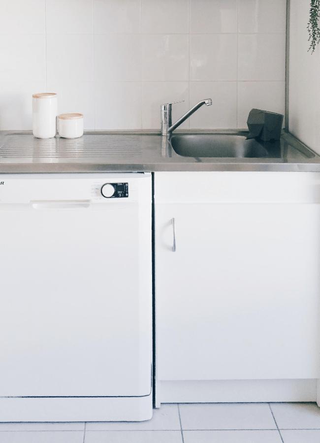 Une crédence adhésive pour ma cuisine grâce à Smart Tiles | @decocrush - www.decocrush.fr
