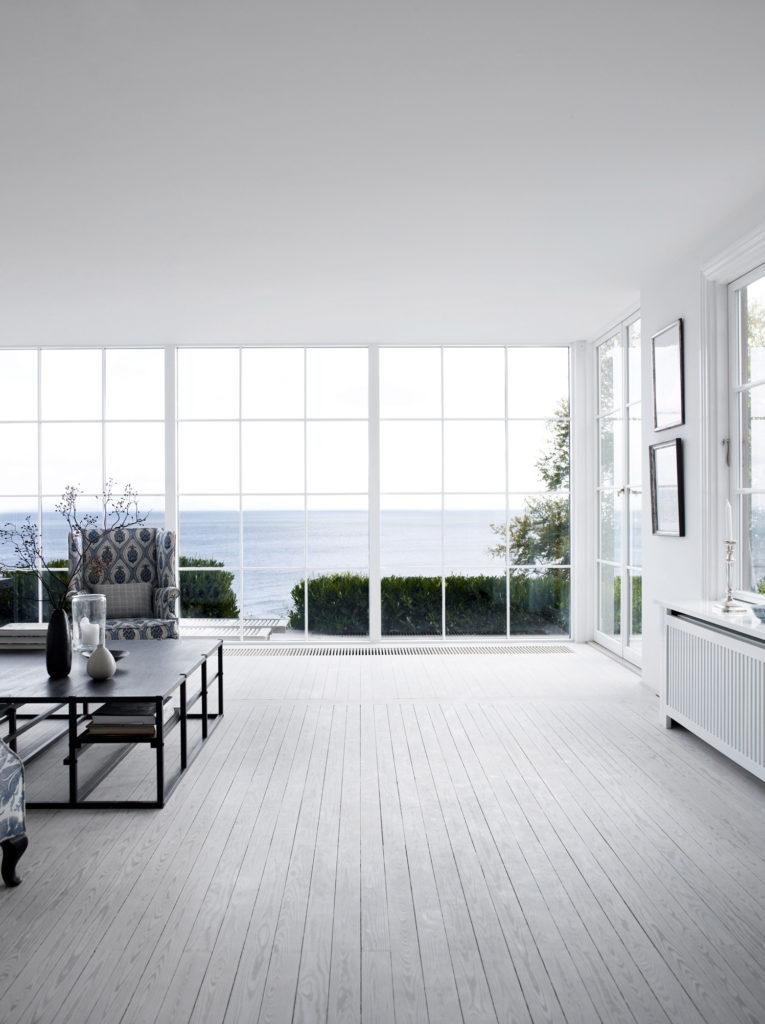 Une maison scandinave inspirée par le minimalisme japonais sur @decocrush - www.decocrush.fr