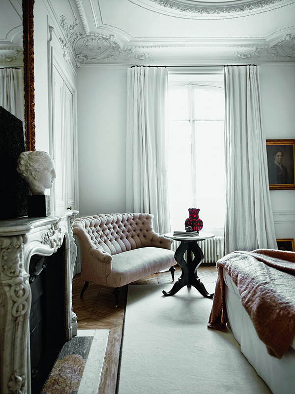 Un appartement scandi et arty en plein Paris sur www.decocrush.fr - @decocrush