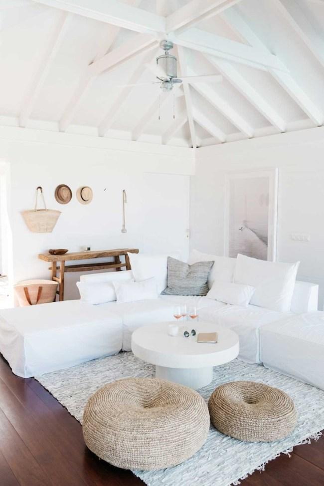 Homecrush : Bien être à la Villa Palmier, Saint-Barth