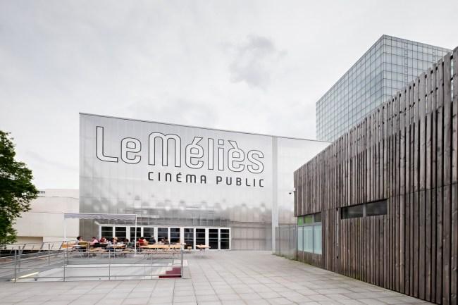 Cinéma de Montreuil Le Méliès