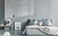 Idéale pour déconnecter et profiter pleinement du calme de la chambre à coucher, cette décoration cozy fait la part belle au gris...
