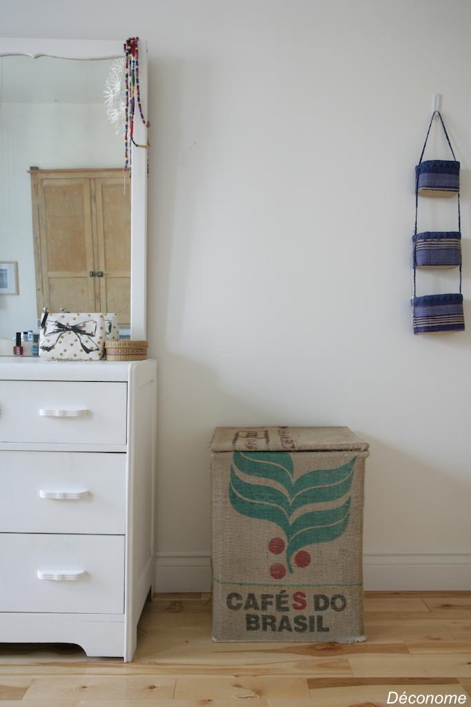 diy recycler son sac en toile de jute decocrush. Black Bedroom Furniture Sets. Home Design Ideas