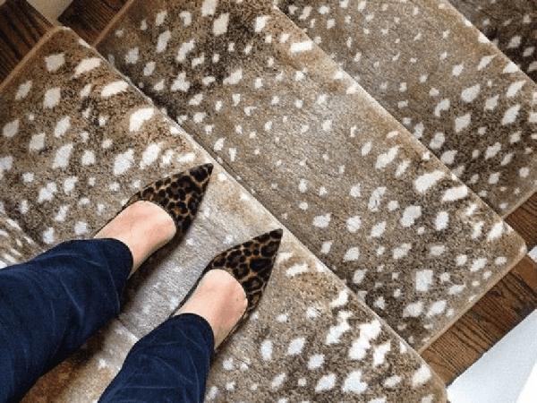 Antilope : nouvelle tendance pour escaliers