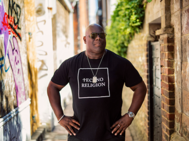 Carl Cox steps up for exclusive Awesome Soundwave mix