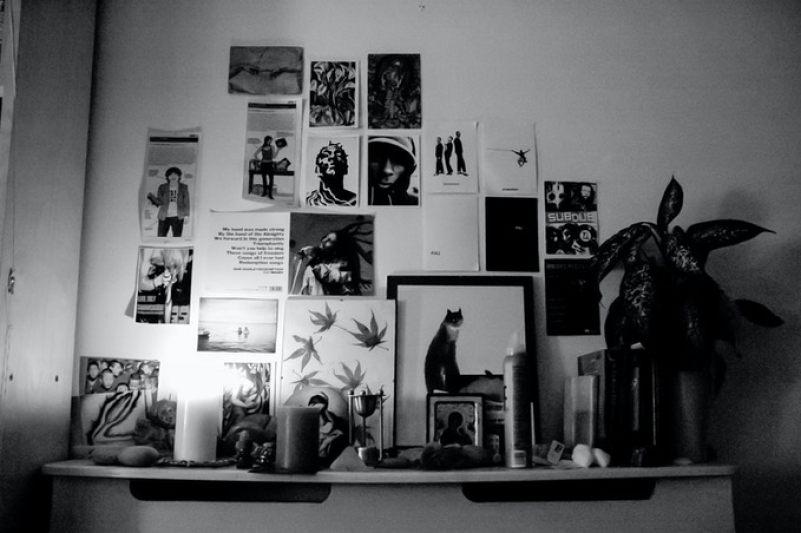 My Room, Norwood, 2005. © Georgina Cook