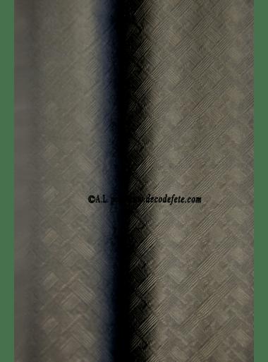 25 m nappe papier extra noir