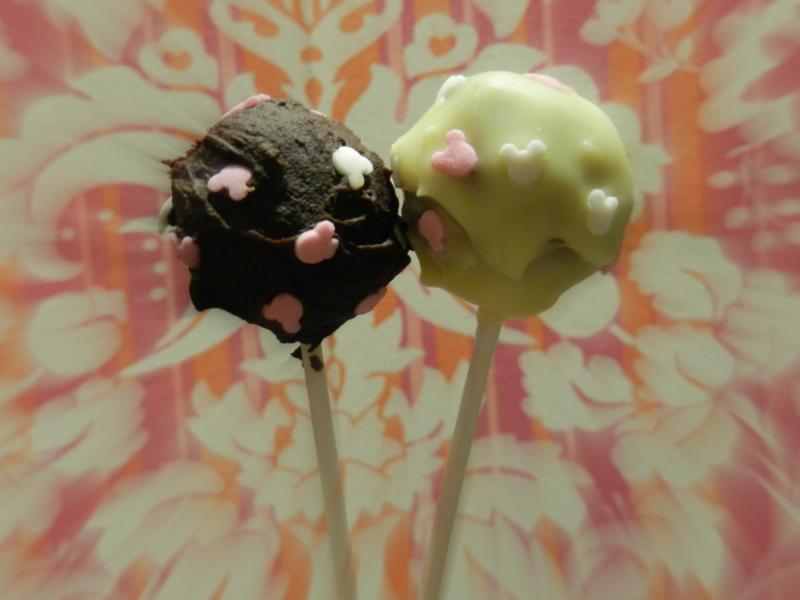 Τα Cake pops της Φεγγαρένιας…