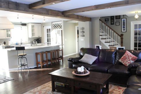 livingroom after