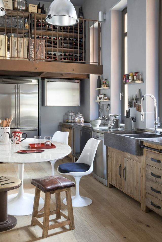 eclectic kitchen (2)