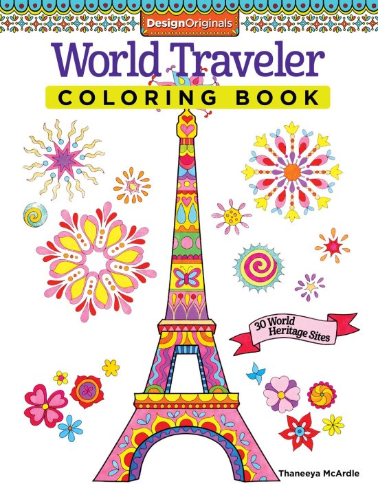 world travel book
