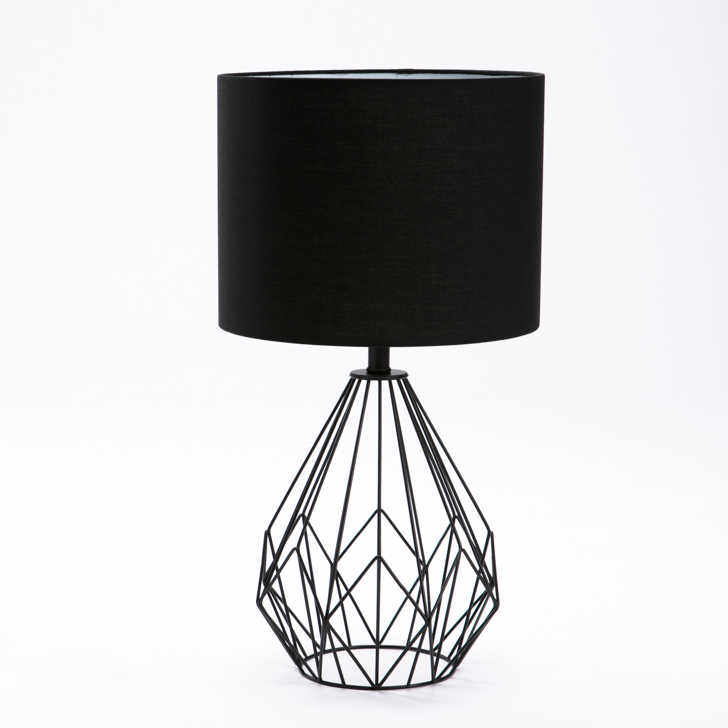 Black Wire Table Lamps Bases