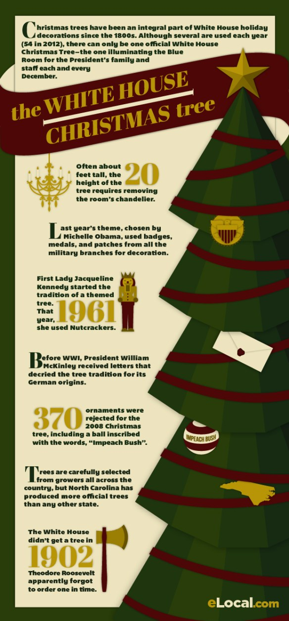 I Do Like This Infographic Story Telling About The White House Christmas Tree Origins Enjoy Have A Happy Eve