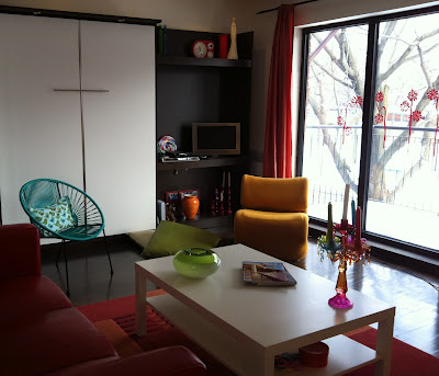 A Colorful Small Condo In Montreal Decogirl Montreal