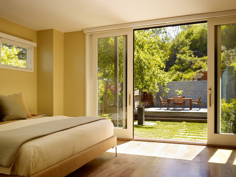Cool Simple Glass Door For Bedroom Options For You Decohoms