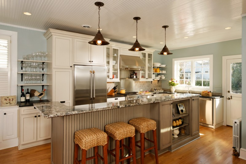 Modern Country Kitchen Ideas