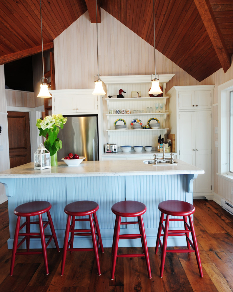 Nifty Beadboard Kitchen Island Ideas To Get Inspiration From Decohoms