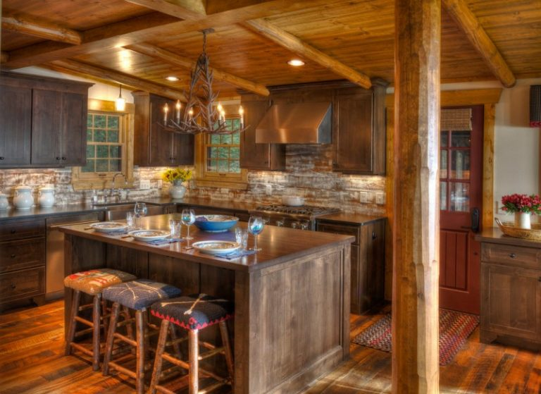 Interesting Ideas For Cabin Designs And Floor Plans And