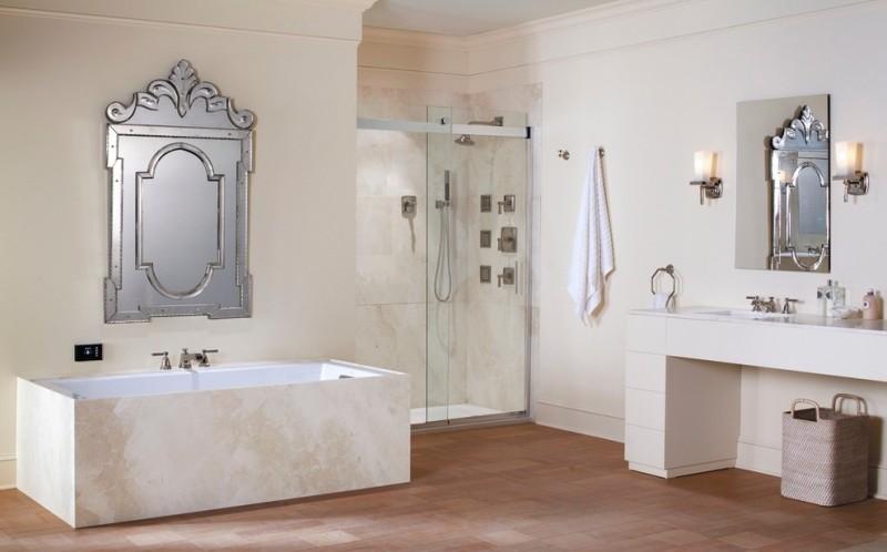 Eco Friendly Cork Flooring For Bathroom Ideas Decohoms