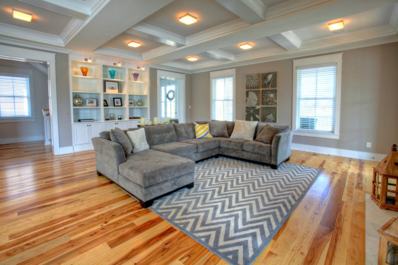 Enchantingly Beautiful Living Rooms With Sectionals To Be