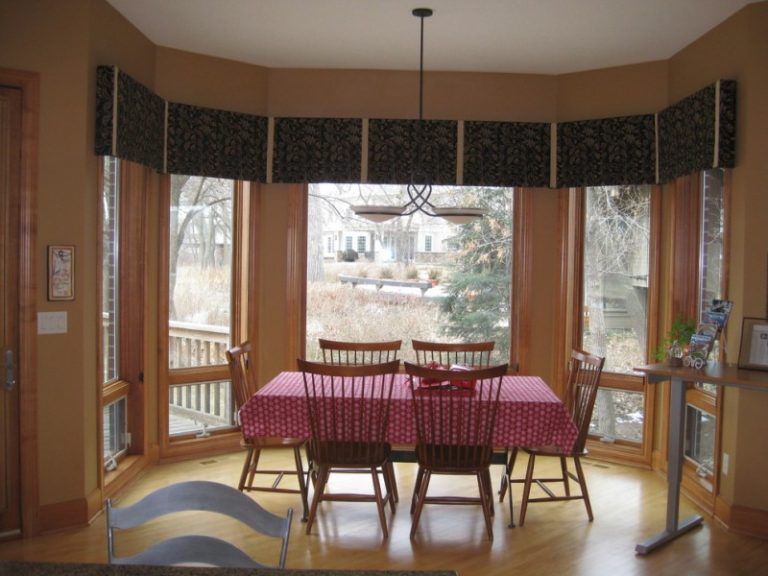 Impressive Window Treatment Ideas For Bay Windows Decohoms