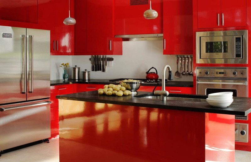 Enchanting Red And Black Kitchen Ideas You Need To Know