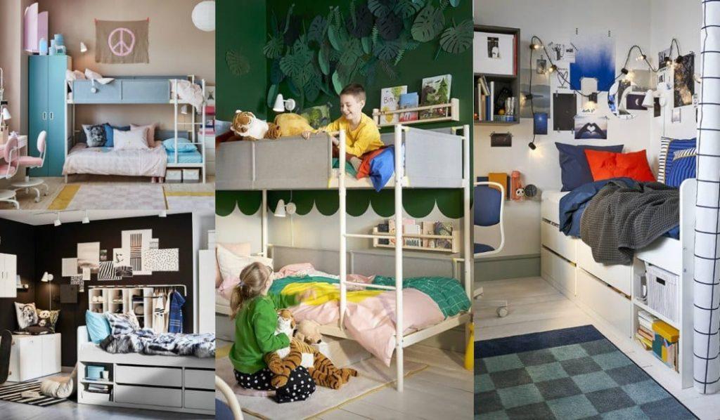 Inspiración Dormitorios Juveniles Ikea Nuevo Catálogo 2020