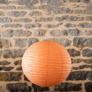 Location-Boule-chinoise-50cm-orange-7exemplaires