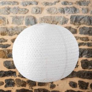Location-Boule-chinoise-60cm-blanc-dentelle-4exemplaires