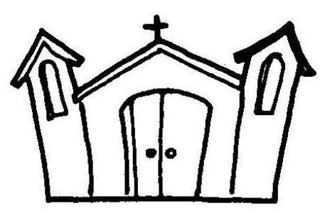 dibujo de una iglesia » Full HD MAPS Locations - Another World ...
