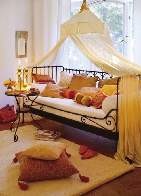 nuevas ideas para camas con dosel