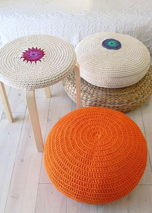 ideas en crochet para decorar la casa 10