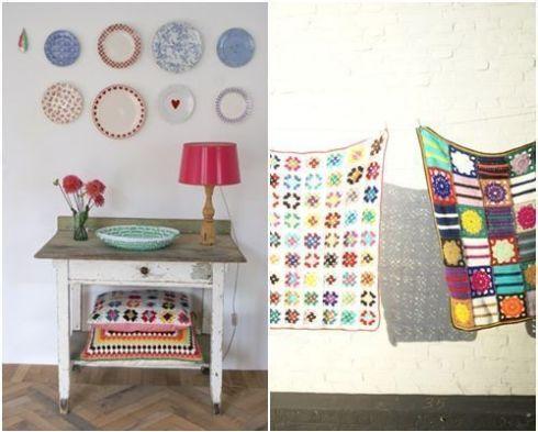 ideas en crochet para decorar la casa 9