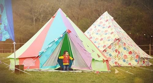 ideas decoración camping vintage 8