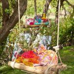 Idea de decoración para exteriores ¡el picnic es tendencia! 1