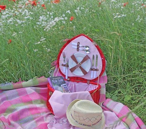 Idea de decoración para exteriores ¡el picnic es tendencia! 12
